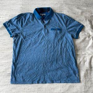 Ted Baker Men's Cotton Polo Shirt